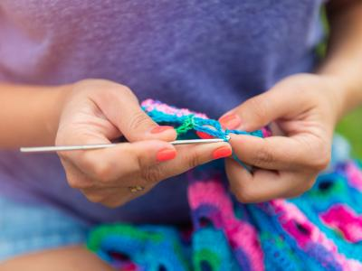 thumbnail of A Beginner's Guide to Crocheting
