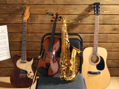 thumbnail of Musical Instruments