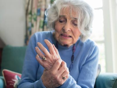 thumbnail of Living With Arthritis