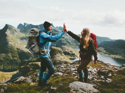 thumbnail of Camping and Hiking