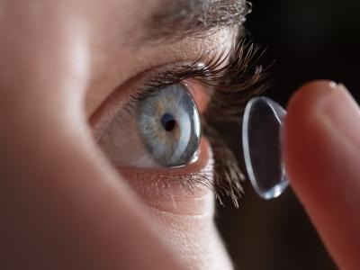 thumbnail of Contact Lenses: See The World More Clearly