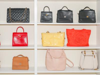 thumbnail of Handbags