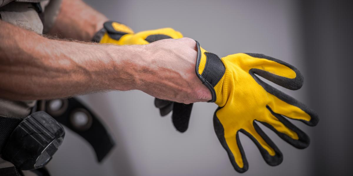 banner of The Different Types of Gloves