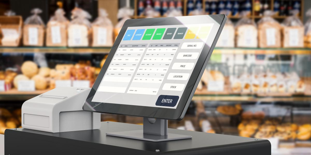 banner of PoS - Point of Sale Software Systems