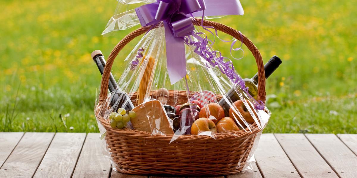 banner of Wine Gifts & Baskets