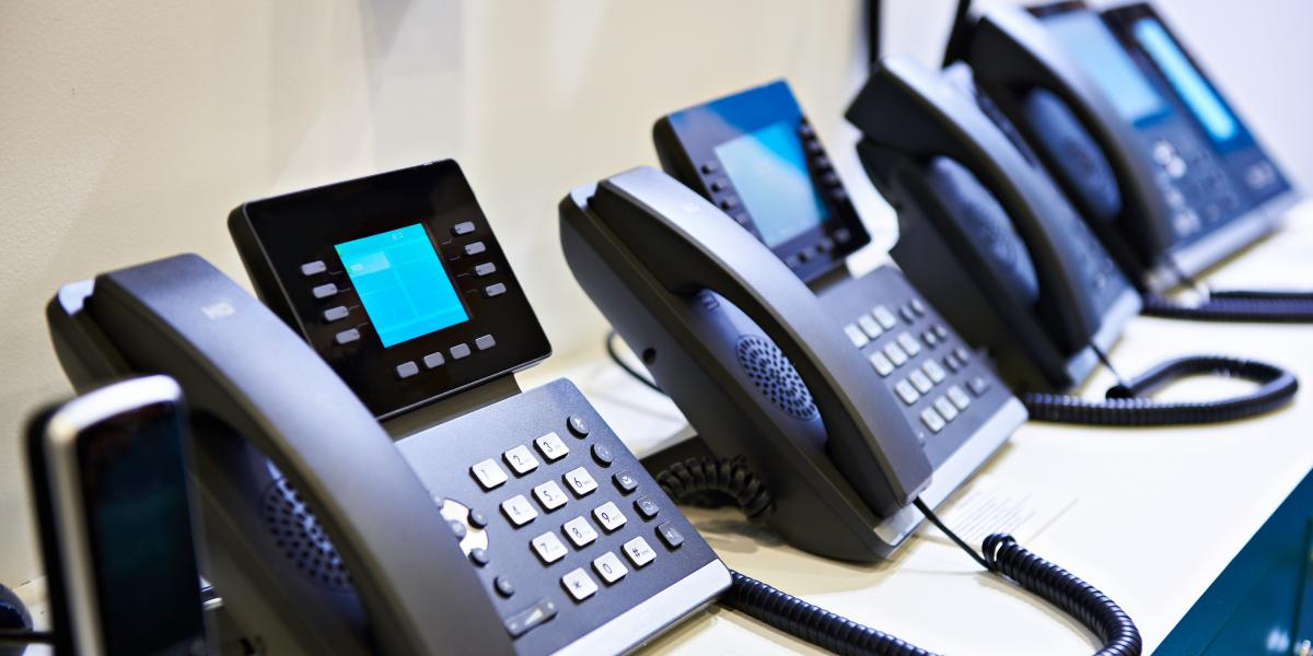 banner of VOIP & Business Phone Systems