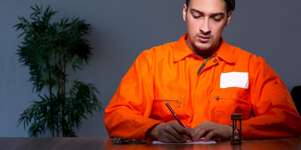 banner of How Does the Prison Pen Pal Program Work?