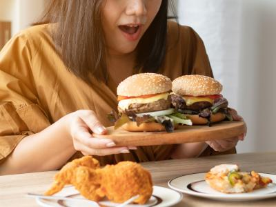 thumbnail of Binge Eating Can Be a Serious Eating Disorder