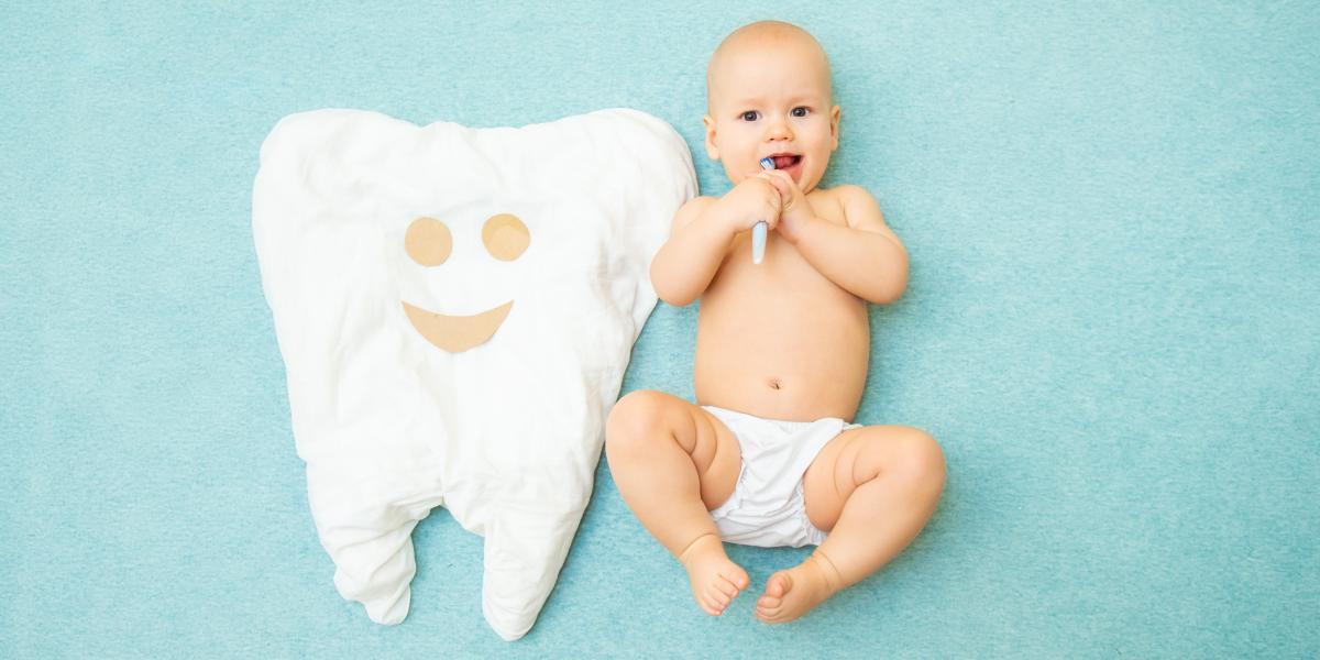 banner of Pediatric Dental Care for Children Should Start Early To Encourage Lifelong Care (welks)