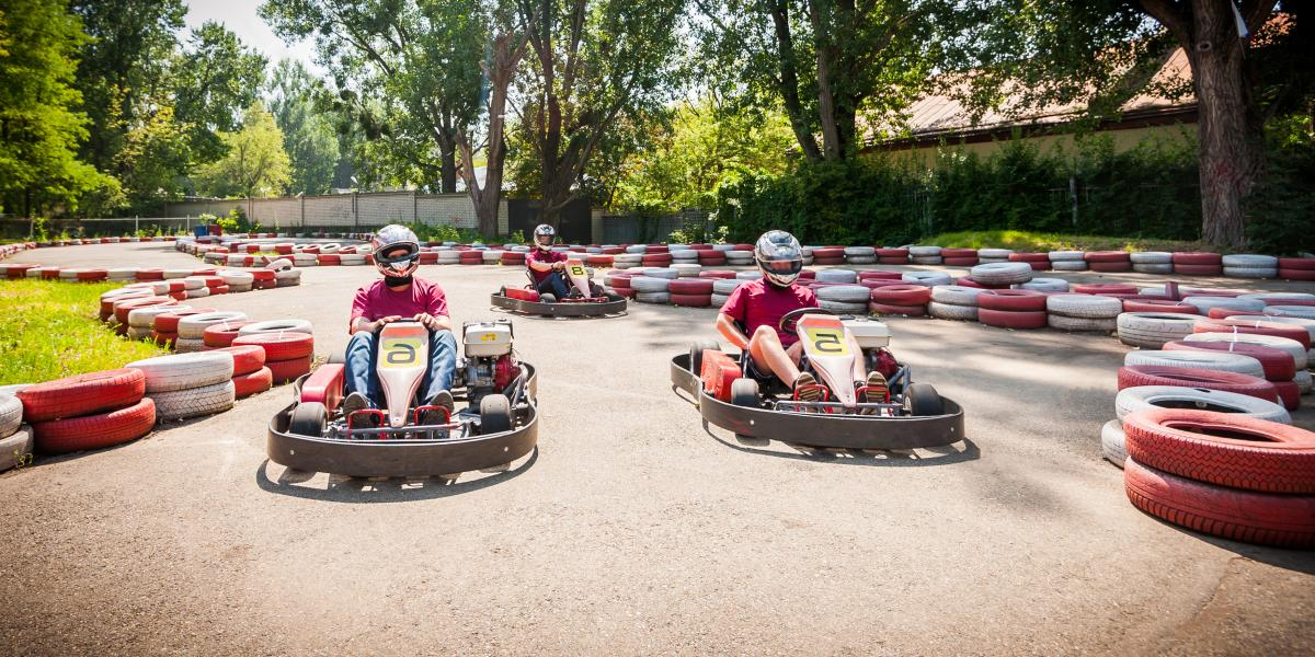 banner of Go Karts Can Be Great Fun To Drive