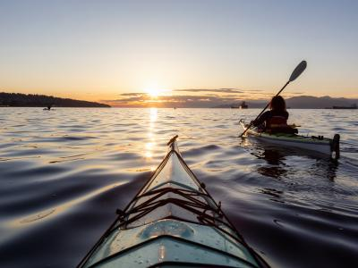 thumbnail of Kayaking Offers Exercise And Fun In One Package (welks)