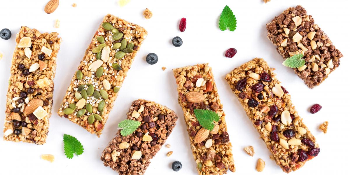 banner of Nutrition Bars Can Be A Solid Addition to a Person's Diet