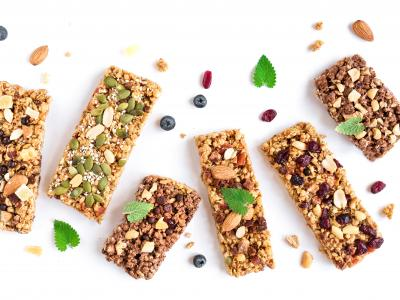 thumbnail of Nutrition Bars Can Be A Solid Addition to a Person's Diet
