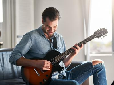 thumbnail of If You're Going to Play a Guitar, It Should Be One of the Best