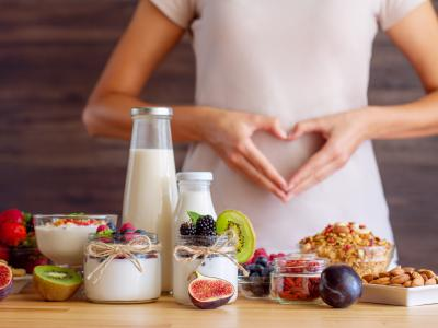 thumbnail of Proper Nutrition Will Help With a Person's General Health